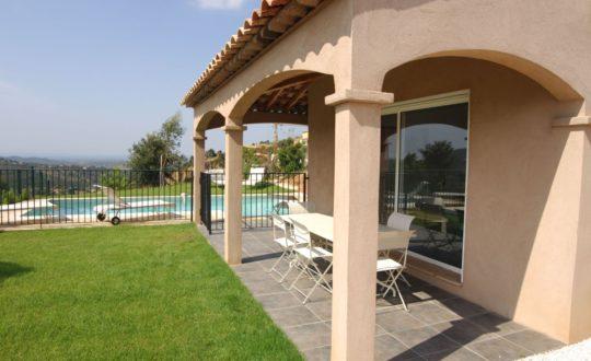 De charme van een villa met privézwembad!