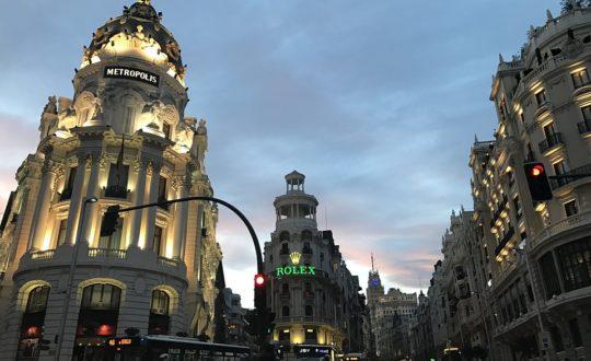 Mijn favoriete Europese stad: Madrid