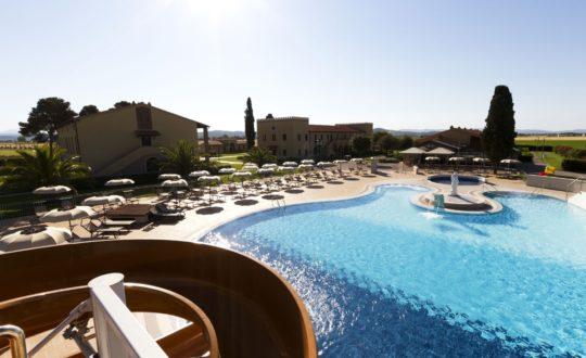 Een vakantiehuisje op het strand van Toscane?
