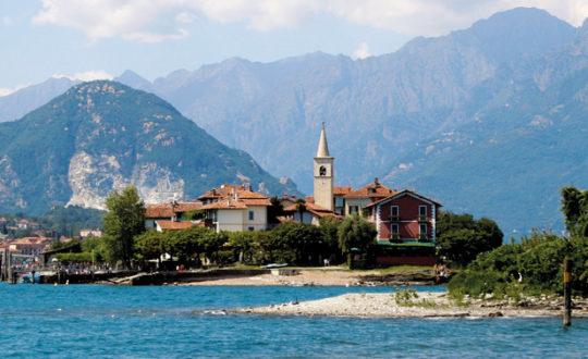 Vakantiepark aan het Lago Maggiore