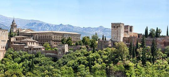 Mijn favoriete Europese stad: Granada