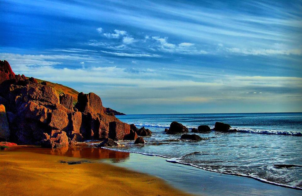 strand - luxe vakantiebestemmingen