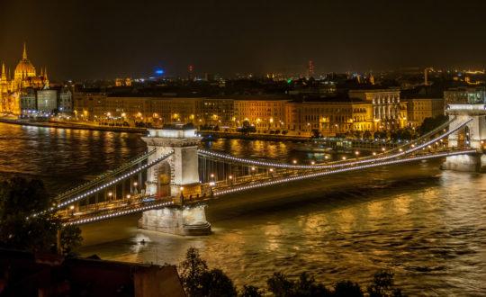 Mijn favoriete Europese stad: Budapest