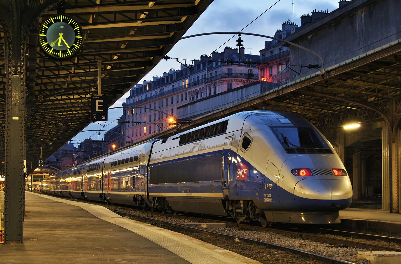 Zomer TGV - SNCF