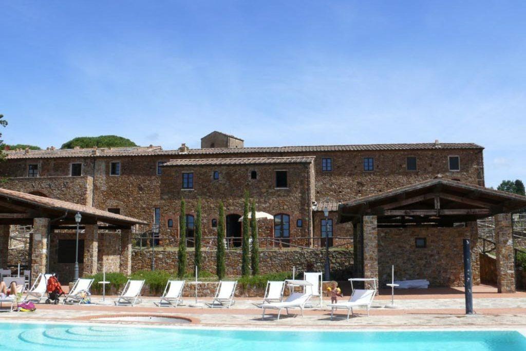 Agriturismo's in Toscane