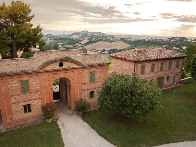 residence villa centofinestre