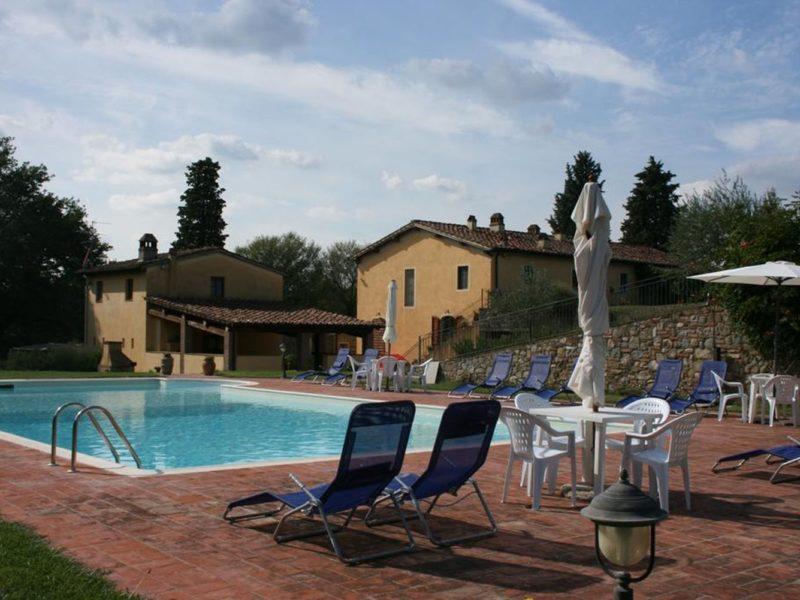 agriturismo toscane zwembad