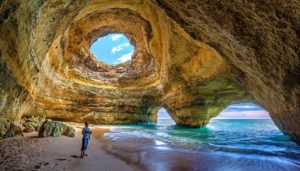 naar Portugal - stranden, rotsen, grotten - Charmequality