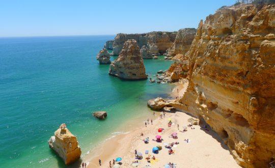 Op zomervakantie naar Portugal!