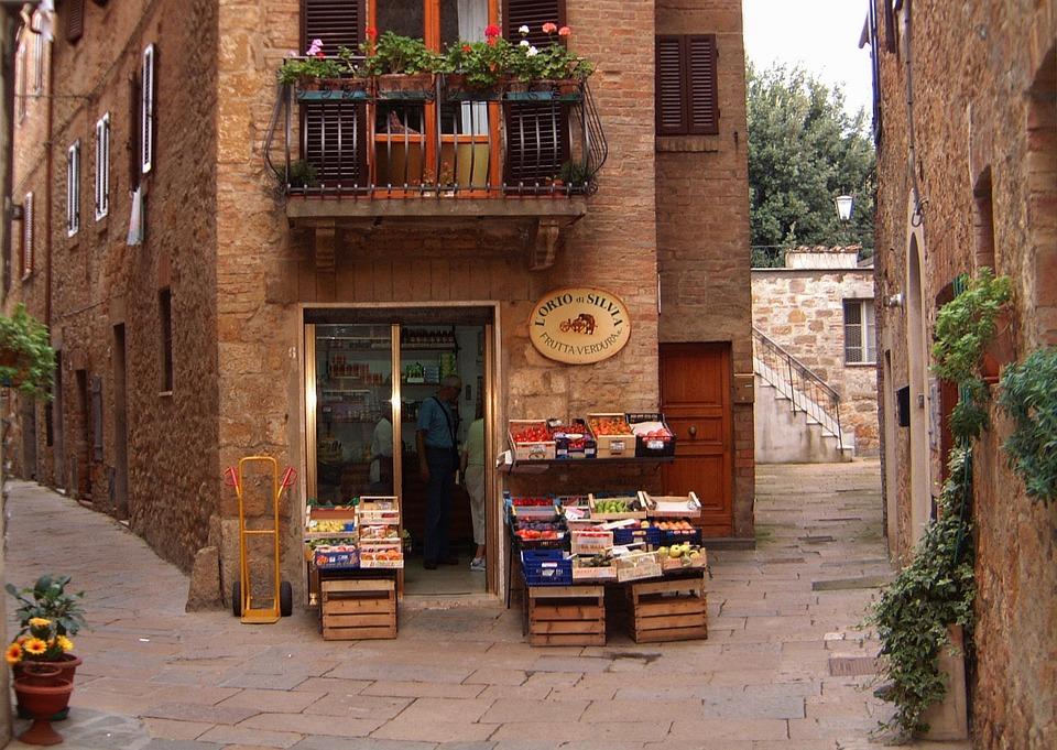 Arezzo - winkelen