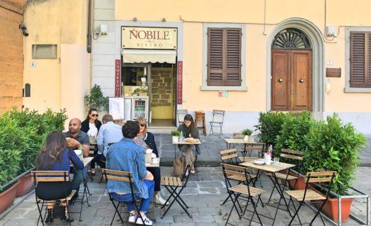 Eet- en drink hotspots in Florence