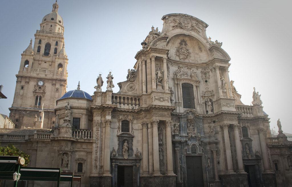 Kathedraal Murcia