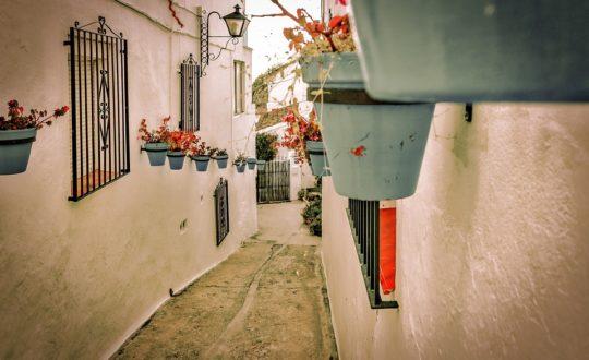 Bezienswaardigheden in Andalusië