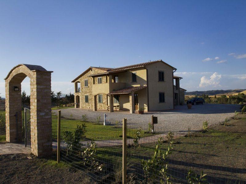 overnachten tussen de druiven - Agriturismo Panieracci