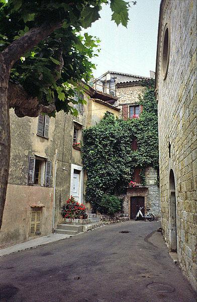 Franse dorpen met karakter Mougins
