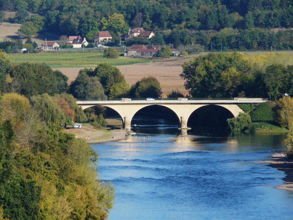 Franse dorpen met karakter Limeuil dordogne