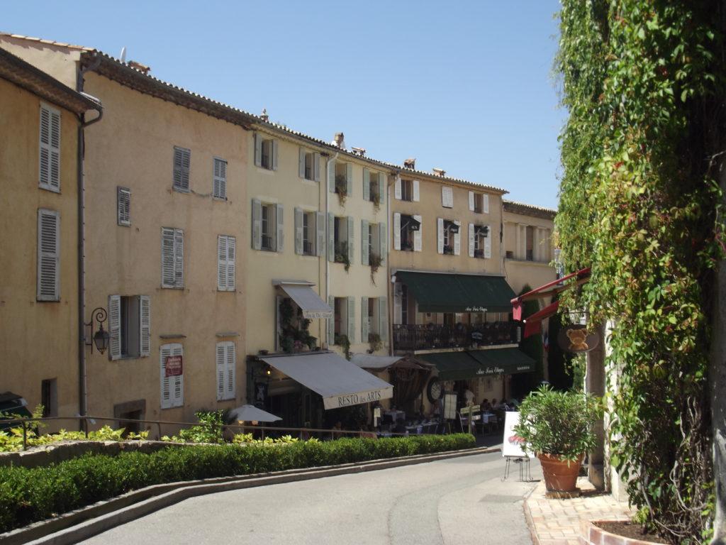 Franse dorpen met karakter Mougins Côte d'Azur