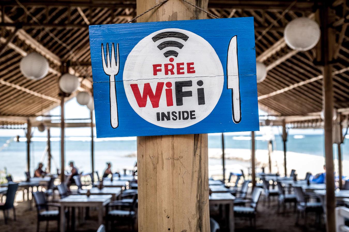 telefoon ook in het buitenland te gebruiken - gratis wifi