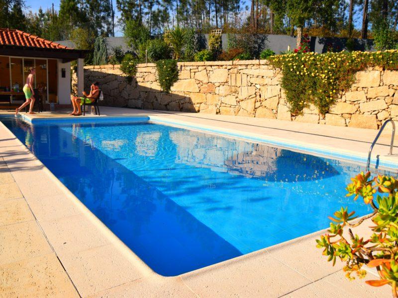 Quinta do Cascalhal - zwembad