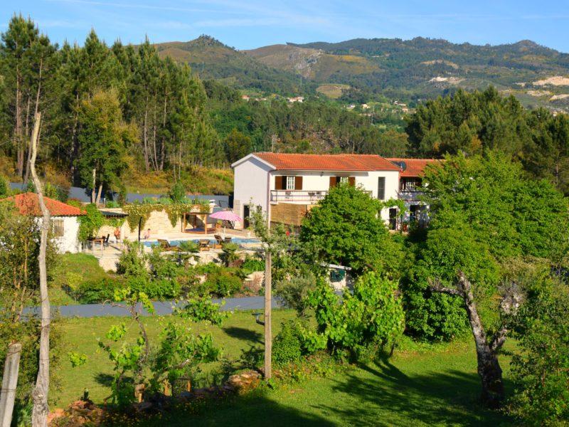 Quinta do Cascalhal - uitzicht