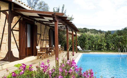 Monodentri Villas - Charme & Quality