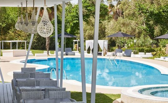 Mr & Mrs White Corfu Hotel - Charme & Quality