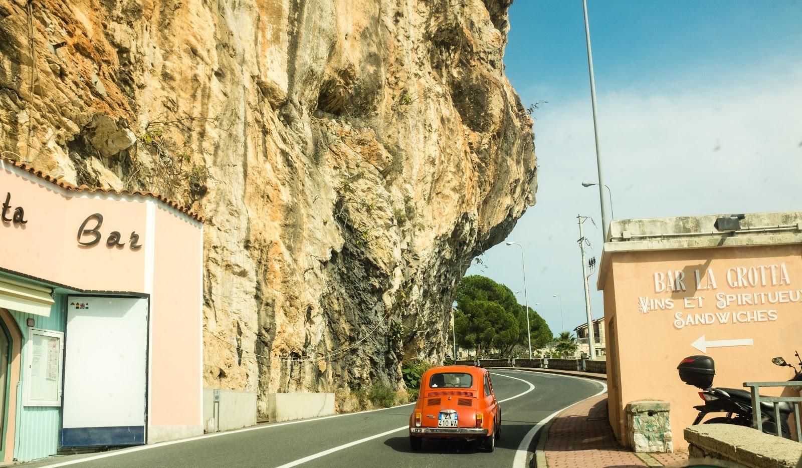Op roadtrip vakantie - Italië