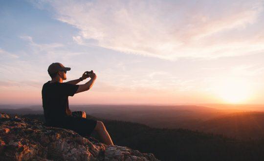 6 tips voor de mooiste vakantiefoto's met je mobiele telefoon