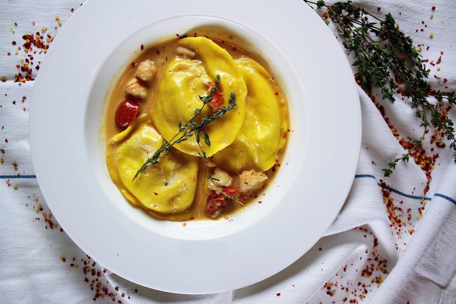 Culinaire stedentrip in Italië - verse ravioli