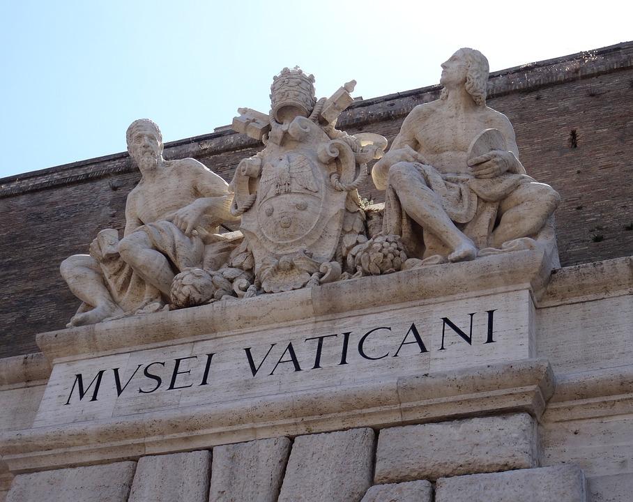 Museum Vaticani - Een kijkje in Italiaanse musea vanaf de bank
