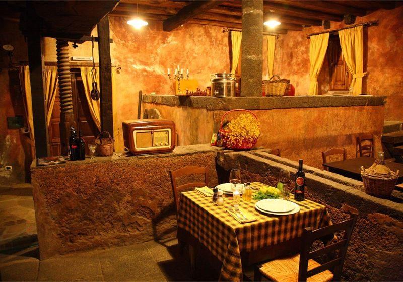 De Italiaanse keuken proeven bij Tenuta Antica Cavelleria in Sicilië, Italië.