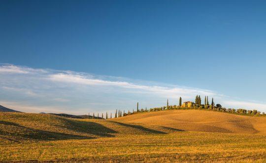 Overnachten bij de boer in Italië