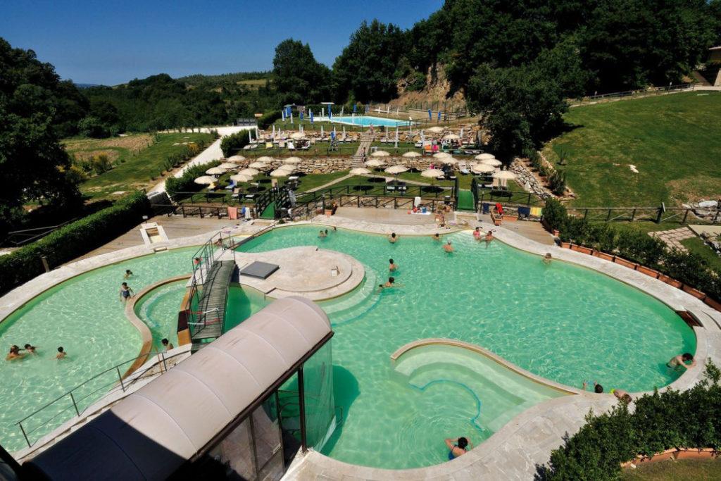 Foto van terme di Sorano wellness in Toscane