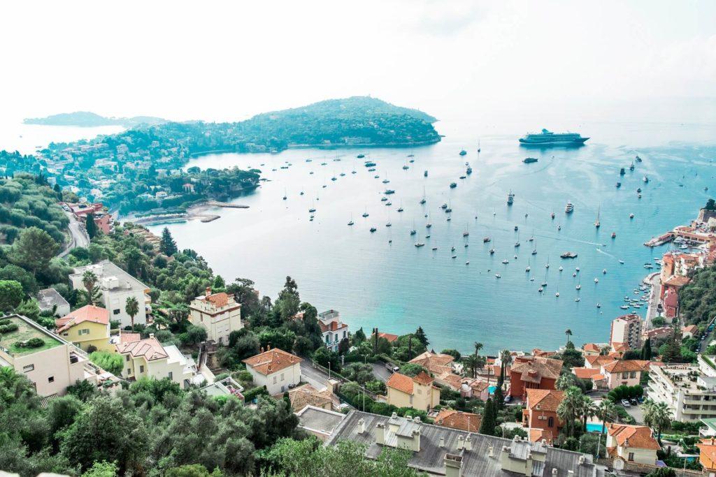 Nice, Côte d'Azur, Frankrijk